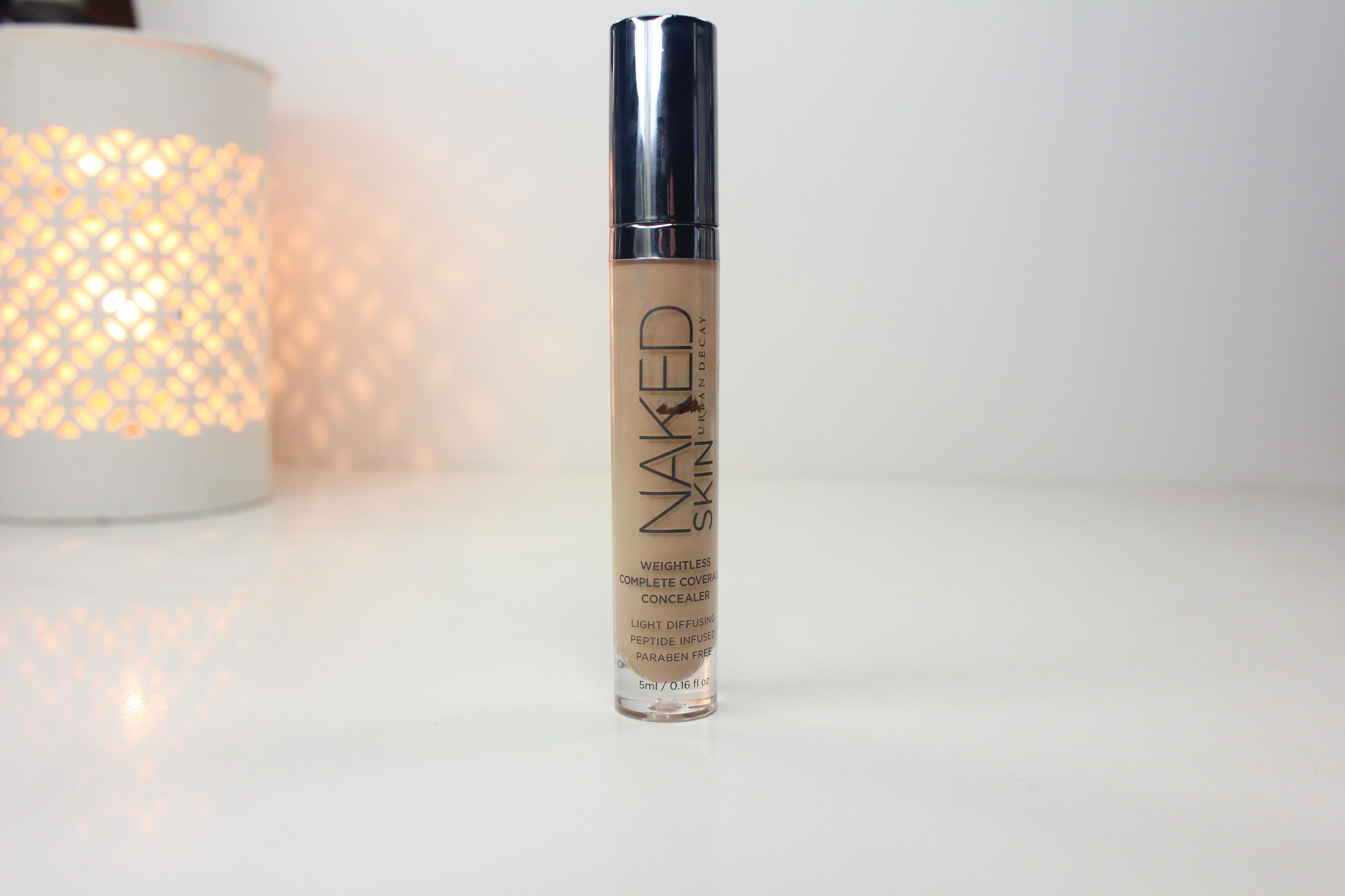 budding beauties nude Urban Decay Naked Skin Concealer review favorite