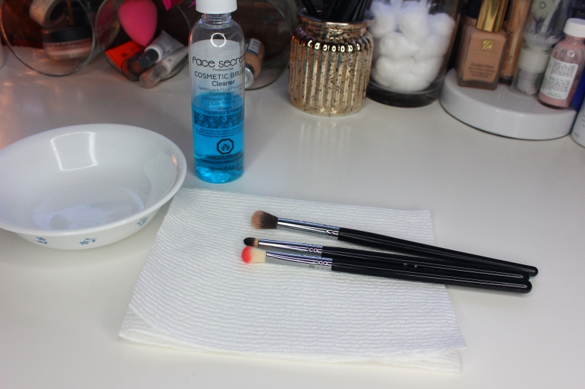 Affordable brush cleanser review and demo